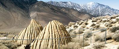 Cottonwood kiln, kiln, Gold Rush, Cottonwood Creek, Owens Valley, Mono County, Mono Lake, miners, trees, forest, mountain, Sierra Nevada